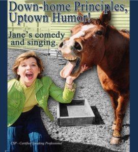 Down-home Principles, Uptown Humor! by Jane Jenkins Herlong