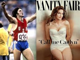 Some people decide to switch teams while others switch teams and decide to look like the other team. Such is the case with Bruce Jenner.